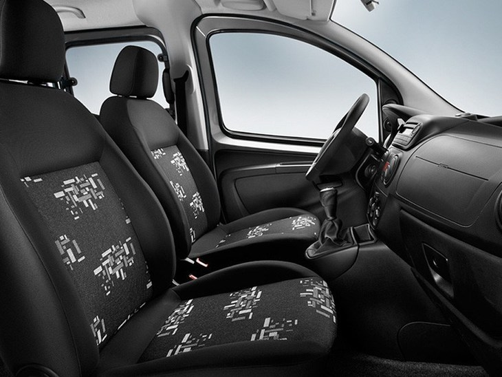 Fiat Qubo Green Interior 2