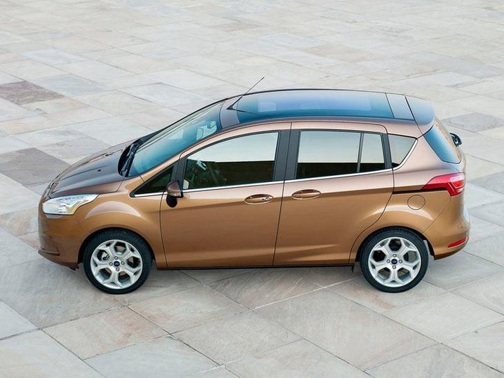 Ford B-MAX Brown Exterior Side