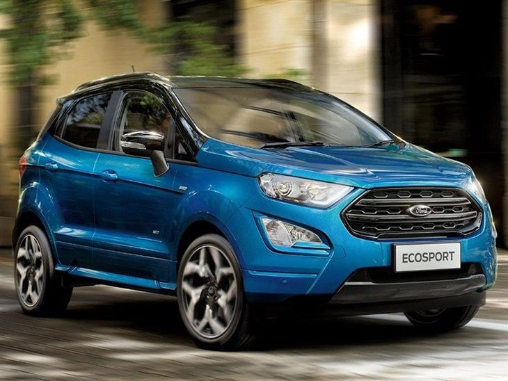 ford ecosport 1 0 ecoboost 125 zetec auto car leasing. Black Bedroom Furniture Sets. Home Design Ideas