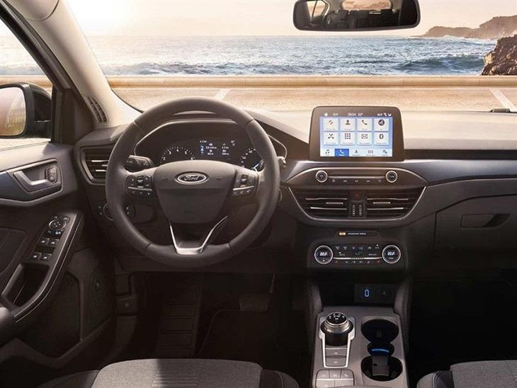 Ford Focus Vignale 1 0 Ecoboost 125 Auto Car Leasing