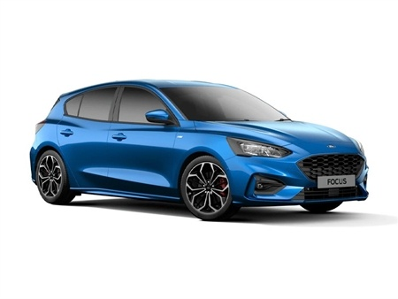 Ford Focus 1.0 EcoBoost 125 ST-Line X *Free Metallic Paint*