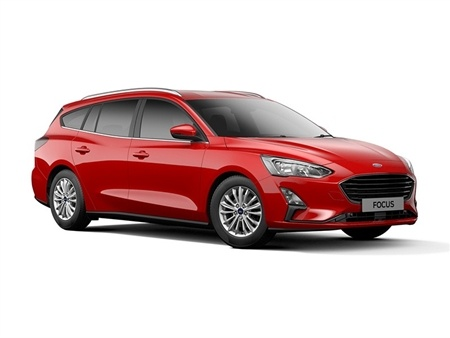 Ford Focus Estate 1.0 EcoBoost 125 Titanium