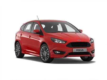 Ford Focus 1.5 TDCi 120 ST-Line Navigation Powershift