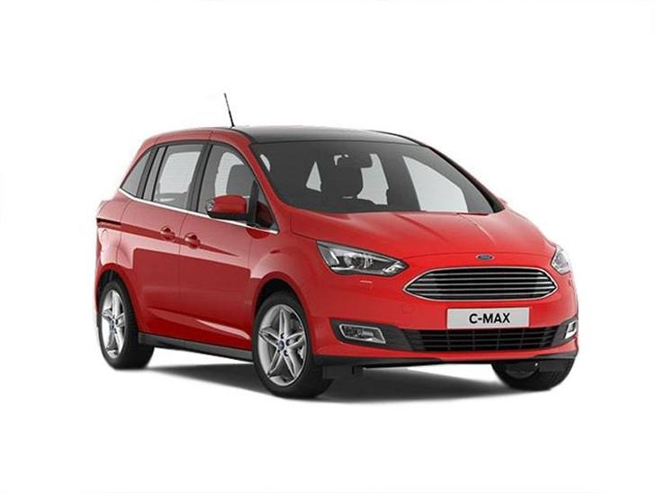 Ford Grand C Max Titanium X