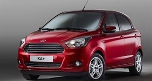 All-New Ford KA+ Revealed