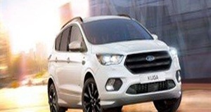 Ford Launch New Ford Kuga ST Line