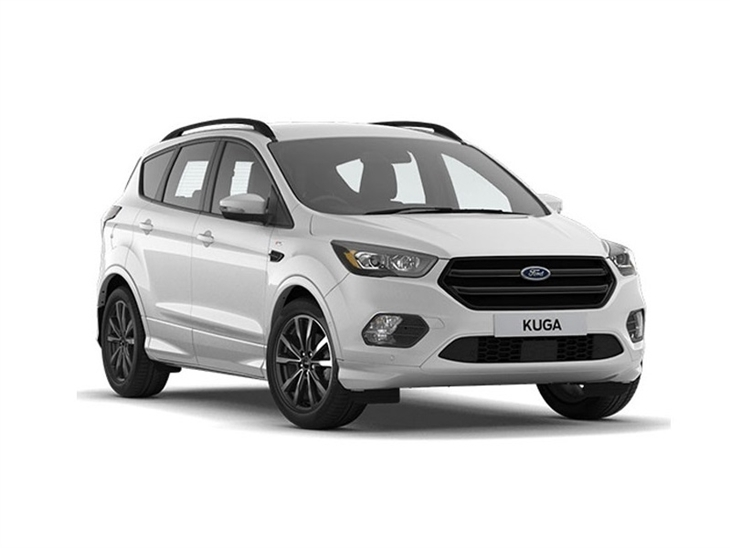ford kuga 2 0 tdci 180 st line 4wd car leasing nationwide vehicle contracts. Black Bedroom Furniture Sets. Home Design Ideas