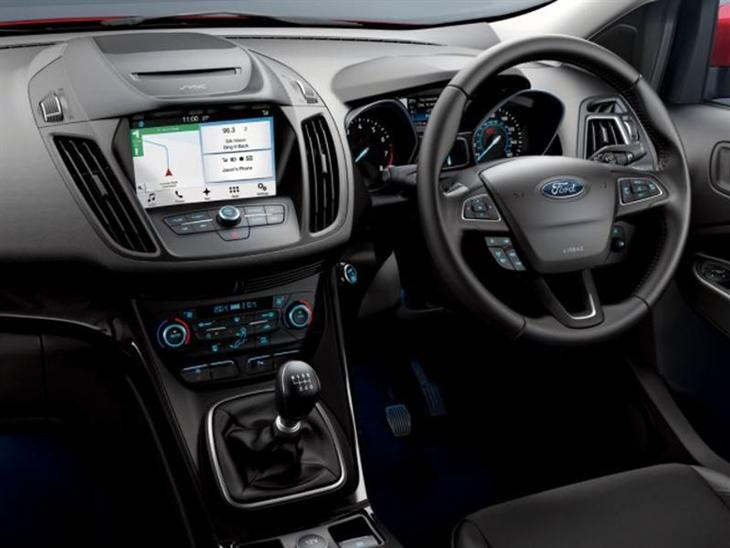 ford kuga  tdci  titanium wd car leasing nationwide vehicle contracts