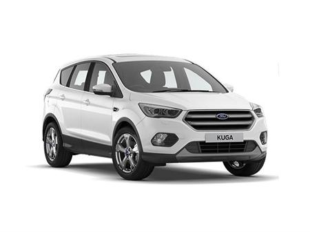 Ford kuga titanium x lease deals