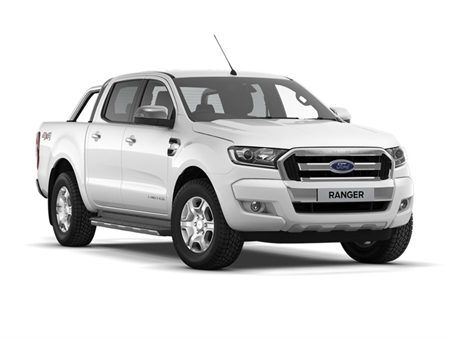 Ford Ranger Double Cab Limited 2 2.2 TDCi Auto