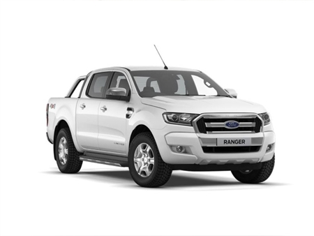 Ford Ranger Double Cab Limited 1 2.2 TDCi