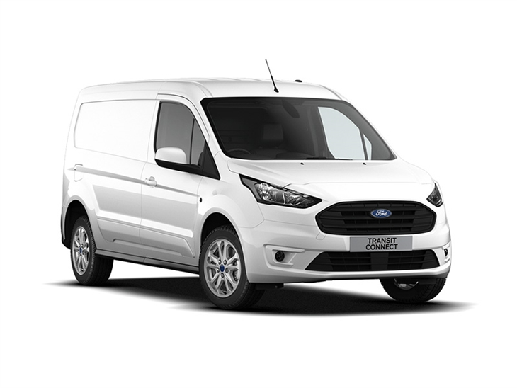 1c6dcf3550 Ford Transit Connect 240 L2 1.5 TDCi EcoBlue 120ps Limited Van ...