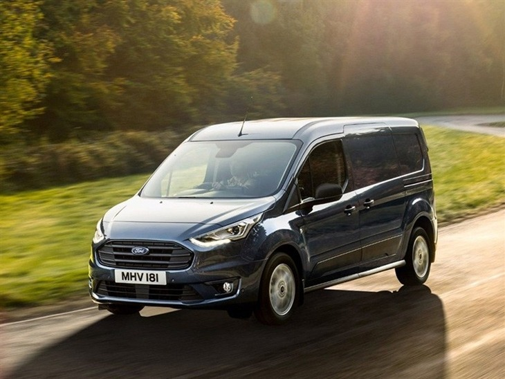 Ford Transit Connect Double Cab