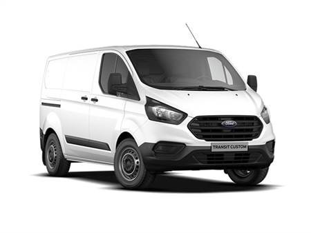 Ford Transit Custom SWB *New Model*  280 L1 2.0 TDCi 130ps Low Roof Limited Van