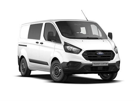 Ford Transit Custom Double Cab *New Model*