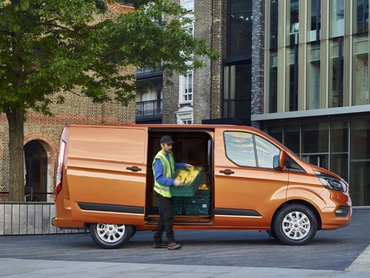 Ford Transit Custom SWB