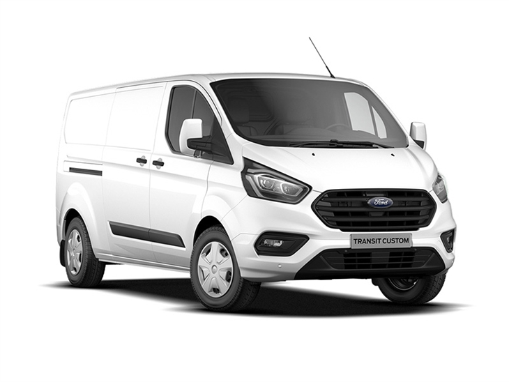 Ford Transit Custom LWB *New Model*