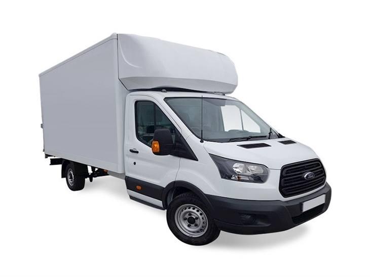 c5744a0bc50665 Ford Transit Luton 350 L4 RWD 2.0 TDCi 130ps  One Stop  Luton Van ...