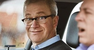 Vauxhall Astra stars in Great British Legends Series with Harry Enfield
