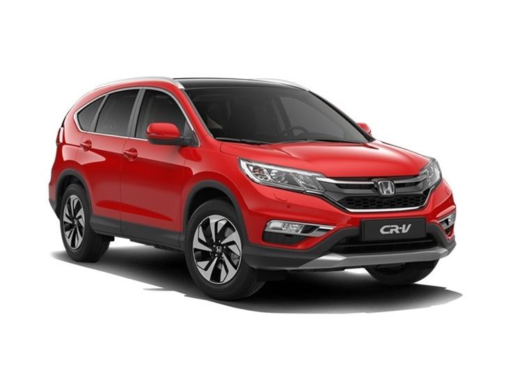Honda crv 1 6 i dtec 160 ex car leasing nationwide for Honda crv ex lease