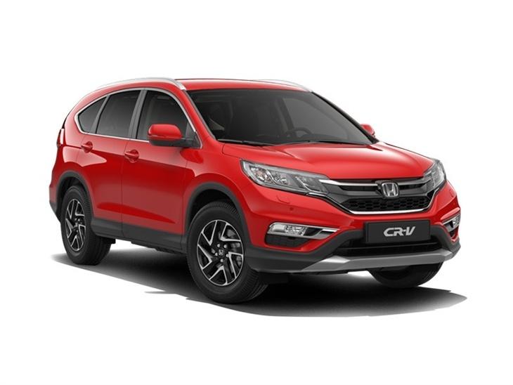 Honda crv 1 6 i dtec 160 se plus auto car leasing for Honda cr v lease