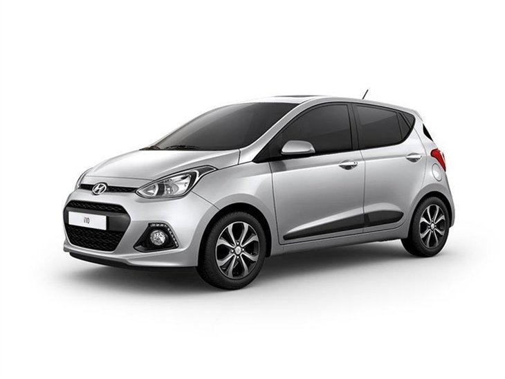 hyundai i10 1 2 premium contract hire and car lease from. Black Bedroom Furniture Sets. Home Design Ideas