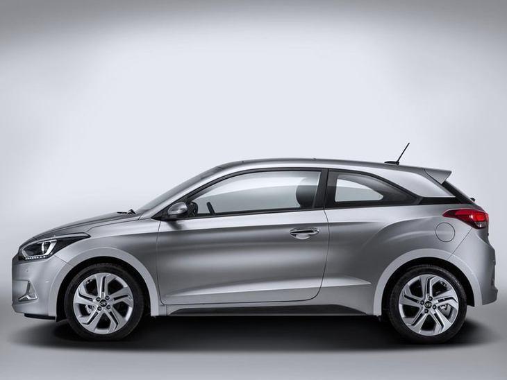 Hyundai I20 Coupe 1 2 Sport Nav Car Leasing Nationwide