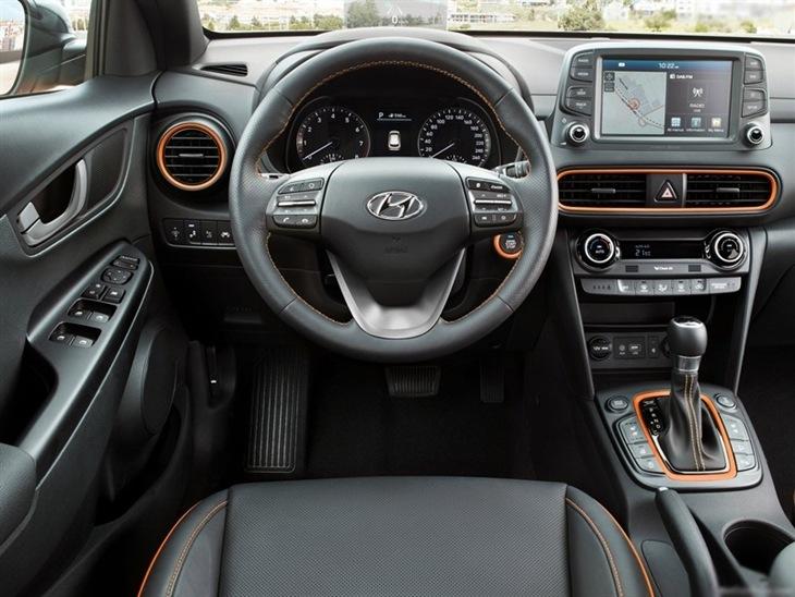 Hyundai Kona 1 0t Gdi Blue Drive Premium Se Car Leasing