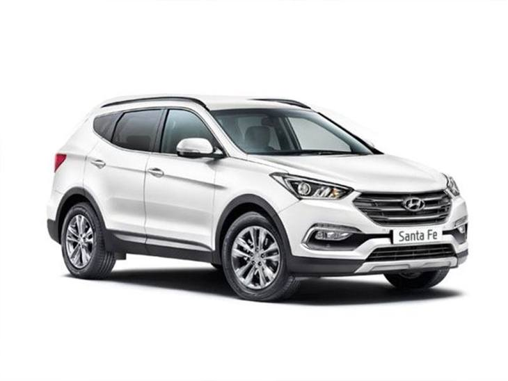 hyundai santa fe 2 2 crdi premium 7 seat car leasing. Black Bedroom Furniture Sets. Home Design Ideas