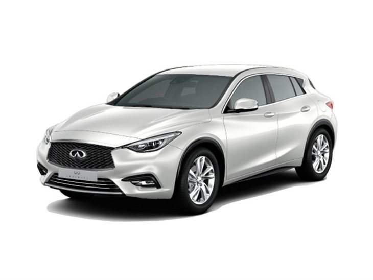 infiniti q30 1 6t luxe 5dr glass pack car leasing nationwide vehicle contracts. Black Bedroom Furniture Sets. Home Design Ideas