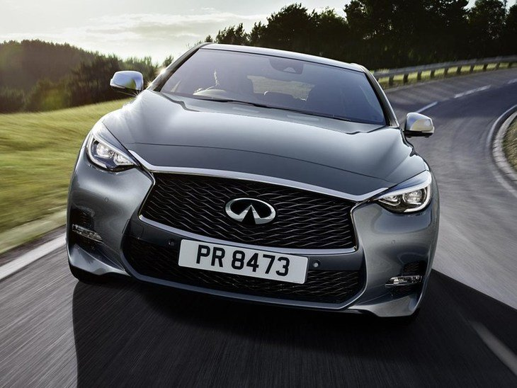 infiniti q30 premium dct car leasing nationwide vehicle contracts. Black Bedroom Furniture Sets. Home Design Ideas