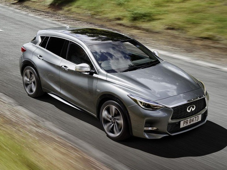 infiniti q30 se dct business pack car leasing nationwide vehicle contracts. Black Bedroom Furniture Sets. Home Design Ideas