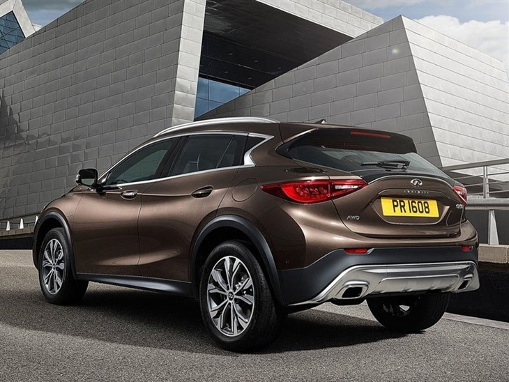 infiniti qx30 executive dct car leasing nationwide vehicle contracts. Black Bedroom Furniture Sets. Home Design Ideas
