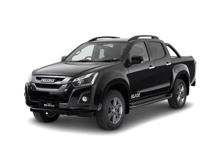 isuzu d max 1 9 blade double cab 4x4 van leasing. Black Bedroom Furniture Sets. Home Design Ideas