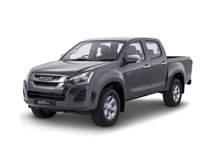 isuzu d max 1 9 eiger double cab 4x4 auto van leasing. Black Bedroom Furniture Sets. Home Design Ideas
