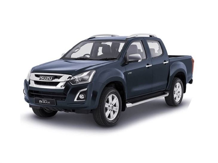 isuzu d max 1 9 utah double cab 4x4 van leasing. Black Bedroom Furniture Sets. Home Design Ideas