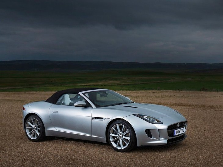 jaguar f type convertible 3 0 supercharged v6 auto car leasing nationwide vehicle contracts. Black Bedroom Furniture Sets. Home Design Ideas