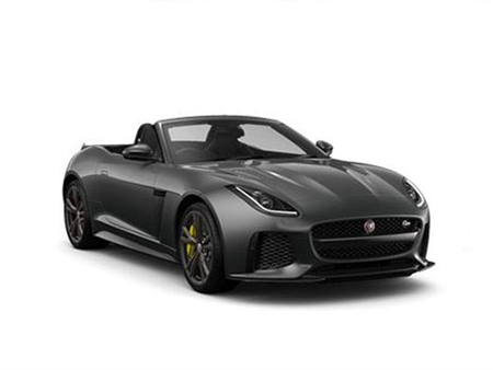 Jaguar F Type Convertible 3.0 Supercharged V6 Auto