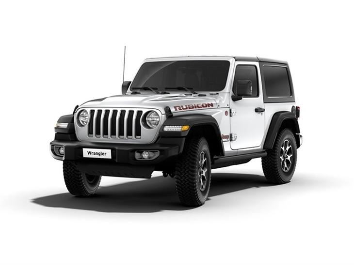 Jeep Wrangler Hard Top