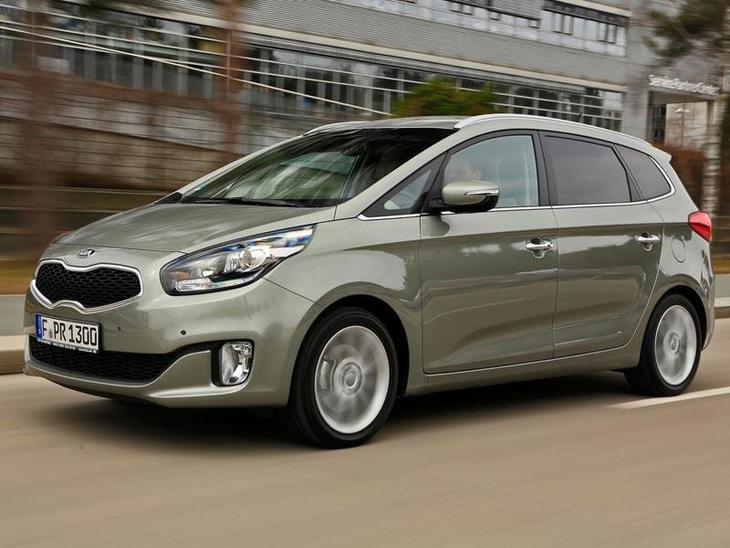 Car Rental Compare >> Kia Carens 1.7 CRDi 2 | Car Leasing | Nationwide Vehicle Contracts