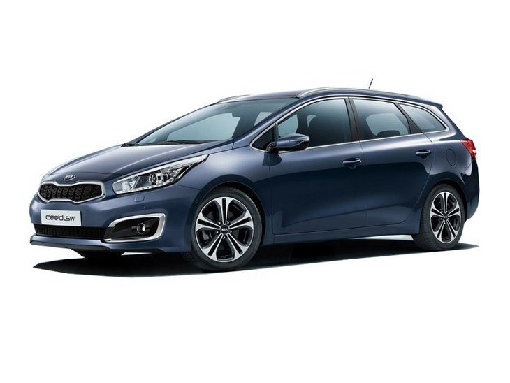 Kia Ceed Sw 1 6 Crdi Isg Gt Line Contract Hire And Car