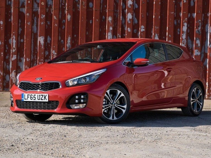 kia pro ceed 1 6 crdi isg gt line s car leasing. Black Bedroom Furniture Sets. Home Design Ideas