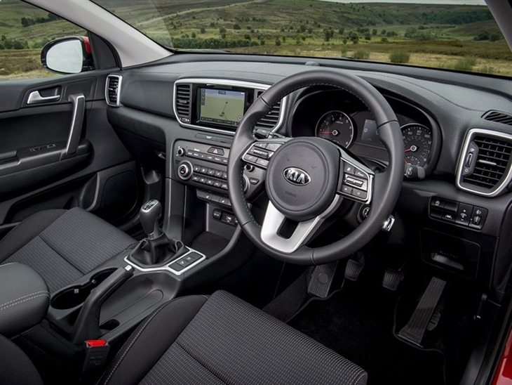 Kia Sportage *New Model*