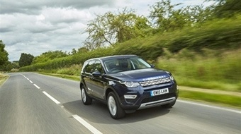 Summer Lease Reductions on Land Rover Discovery Sport