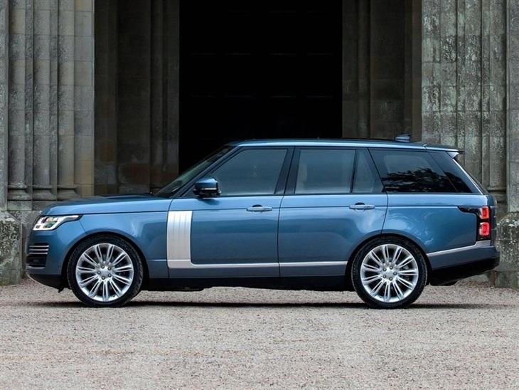 Land Rover Range Rover 2 0 P400e Vogue Se 4dr Auto Car