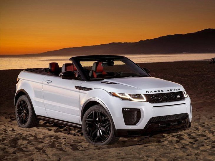 land rover range rover evoque convertible 2 0 td4 hse dynamic lux auto car leasing. Black Bedroom Furniture Sets. Home Design Ideas