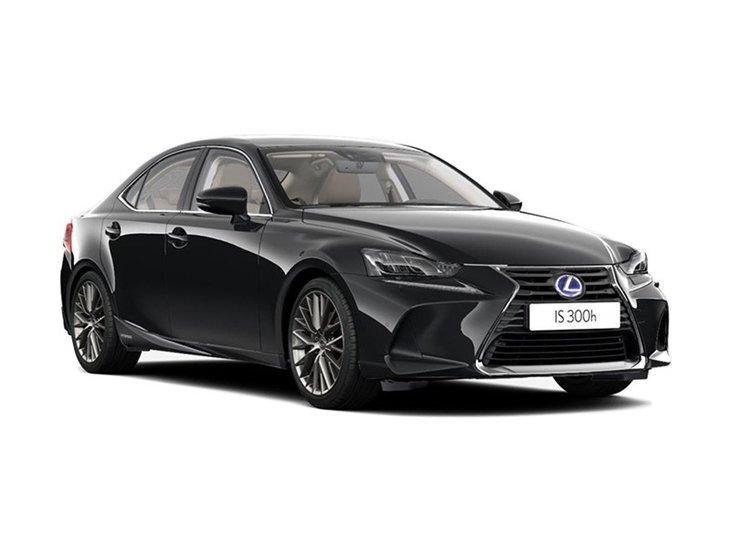 Lexus IS 300h Premier CVT Auto Car Leasing Nationwide