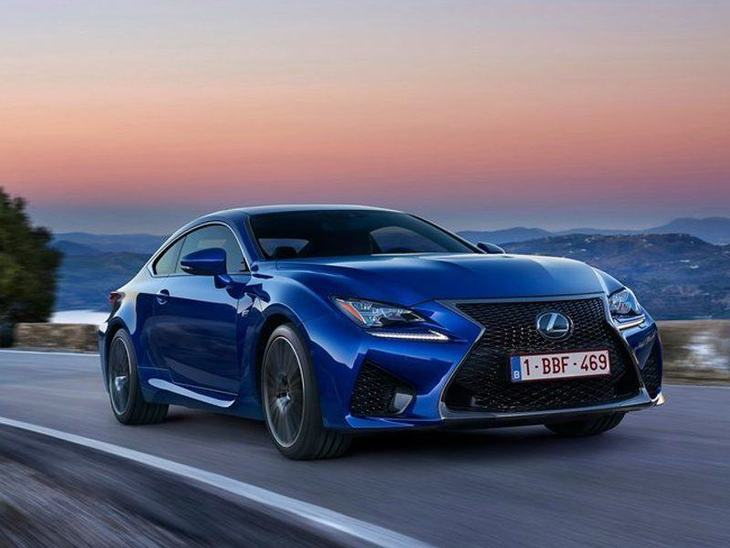 lexus rc f coupe 500 5 0 463 auto car leasing. Black Bedroom Furniture Sets. Home Design Ideas