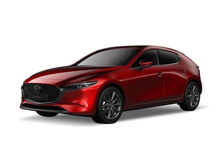 mazda 3 hatchback sport lux car leasing. Black Bedroom Furniture Sets. Home Design Ideas