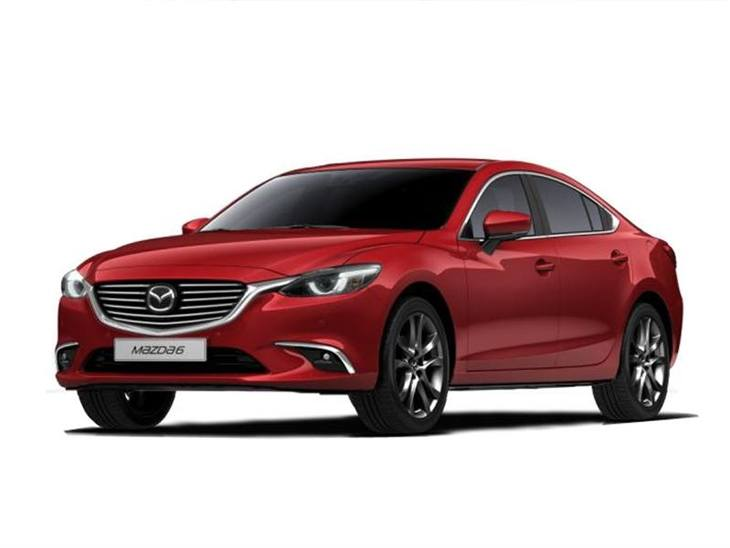 mazda 6 saloon 175 sport nav car leasing nationwide vehicle contracts. Black Bedroom Furniture Sets. Home Design Ideas